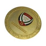 新しいデザイン金貨のヨーロッパのコイン・シルバーの硬貨の金属の硬貨