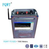 1500м поиск подземных вод детектора, геофизическое оборудование (PQWT-TC1200)