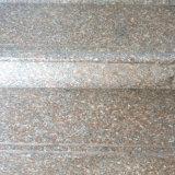 ステアケースの踏面のステップをゆっくり進る安い花こう岩階段