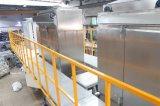 Máquina contínua de Dyeing&Finishing dos Webbings da corrrente de levantamento de matéria têxtil de High&Normal