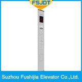 Fushijia Passagier-Aufzug mit lichtemittierendem acrylsauerpanel