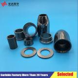 De snel Verschepende Aangepaste Gecementeerde Ringen van de Machines van de Boor van het Carbide