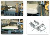 De Machine van het Pakket van de Matras van het schuim (lr-mp-50P)