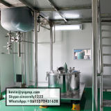 De half afgewerkte Injecteerbare Steroid Olie Deca 250mg/Ml van Nandrolone Decanoate van de Olie