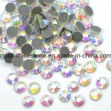 Ss4-Ss40 ontruim het Kristal Svarovsky van de Bergkristallen van de Hoed van de Bergkristallen van het Kristal Ab niet Hotfix Flatback (fB-ss4-Ss40 kristal ab)
