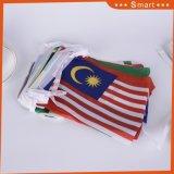 La pendaison en polyester Bunting drapeau personnalisé