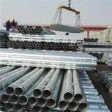El cinc del fabricante de China cubrió el tubo de acero galvanizado sumergido caliente usado para el corchete de la barandilla