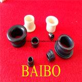 Negro 99% de Al2O3 los ojales de cerámica textiles