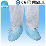 Крышки ботинка PP устранимого Nonwoven Non-Slip для пищевой промышленности