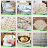 Ткань чистки домочадца для циновки таблицы