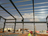 Progetto del gruppo di lavoro resistente di buona qualità/struttura d'acciaio per il Ghana