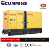 27.5 KVA Cumminsの電力の無声ディーゼル発電機[IC180309A]