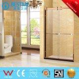 Rose de haute qualité Golden salle de douche porcelaine sanitaire (UN2001)
