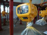 3ton het elektrische Hijstoestel van het Type van Karretje, het Hijstoestel van de Kraan