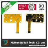 Placa de circuito impresso flexível de um lado