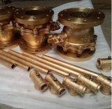 B62 C95800 kupferner industrieller Bronzeabsperrschieber mit steigendem Stamm