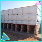 La fábrica de almacenamiento de depósito de agua de lluvia GRP