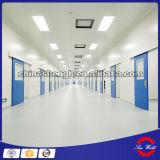 Sistema farmacêutico do quarto desinfetado, sala de limpeza 1000 da classe