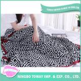 中国の大型のソファー旅行ニットの子供の赤ん坊毛布