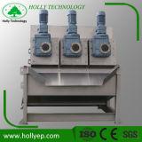 Centrifugador de secagem do filtro da lama da imprensa de parafuso