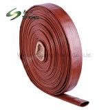 Mangueira Layflat de PVC de alta pressão para a irrigação de terras agrícolas e esvaziamento