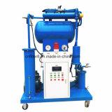 La deshidratación desgasificación al vacío de aceite del transformador Insualting único purificador de aceite (ZY-100)