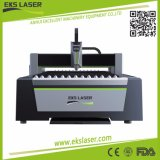 Оцинкованный лист Режущая установка лазерной резки с оптоволоконным кабелем новые продажи 2018