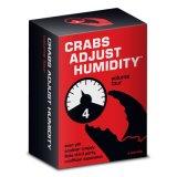1-4 de krabben passen Volume Vijf van de Vochtigheid aan