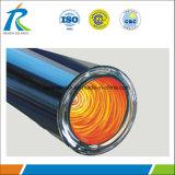 Trois Target revêtement bleu Solaire tube à vide avec 58*2100mm