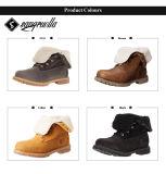 Хороший дизайн мужская желтый случайных походов обувь бутсы для продажи