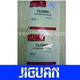 Il marchio ed il formato su ordinazione hanno stampato il contrassegno olografico impermeabile della fiala