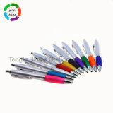 Chaud-Vente de la papeterie en plastique de bureau de stylo à bille pour le cadeau promotionnel