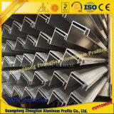 Perfil da estrutura do painel solar de alumínio