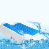 La onda de la capa de gel almohada de espuma de memoria a la venta