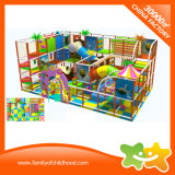 O parque de diversões interior macio equipamentos de playground para crianças de jogos