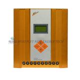 600W風システム、低い2m/SはMPPTのハイブリッドコントローラおよび1000Wインバーターが付いている3つの刃のフルセットとの風速を開始する
