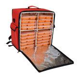 Sacchetto più freddo isolato sacchetto termico multifunzionale su ordinazione del pasto dell'alimento Frozen del poliestere