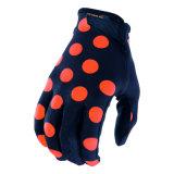 Guanti fuori strada arancioni dei guanti Mx/MTB del PUNTINO di Polka del guanto dell'aria (MAG120)