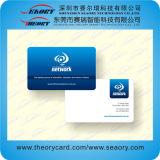 Hôtel ID Étudiant Employé Utilisation 13.56MHz 125kHz longue distance de la carte de proximité RFID PVC carte à puce