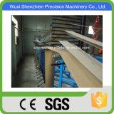 Placa de borda do papel da China máquina de fazer do protector de Canto