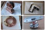 Encaixes dos trilhos do aço inoxidável, peças Jbd-8032