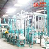 Máquina de trituração do trigo da máquina do moinho de farinha do trigo da pequena escala 5-30tpd