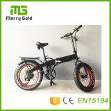 Ebikes se pliant petite Chine E fait du vélo le mini type E-Bicyclette de 36V 350W avec 7 vitesses