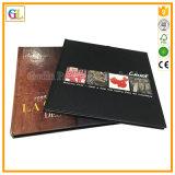 Professionelle kundenspezifische Drucken-Ausgabe-Bücher (OEM-GL017)