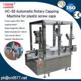 Máquina que capsula rotatoria automática para las botellas plásticas (HC-50)