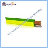 전기 케이블 명세 Cu/PVC 450/750 단 하나 코어 케이블 BS6004 Ss358 IEC60227