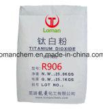 Le dioxyde de titane rutile R906 Peinture intérieure