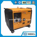 3kw obligado Air-Cooled generador diesel para uso doméstico pequeño generador de tipo abierto