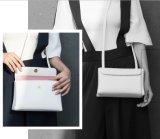 広州の工場女性PUの革製バッグの方法女性袋