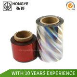 Caliente de tipo genérico de papel holograma plateado